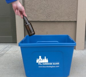 KC Curbside Glass is now available to the city of Gardner, KS.